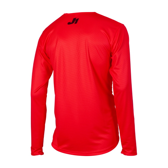 Jersey J-Essential Solid Red