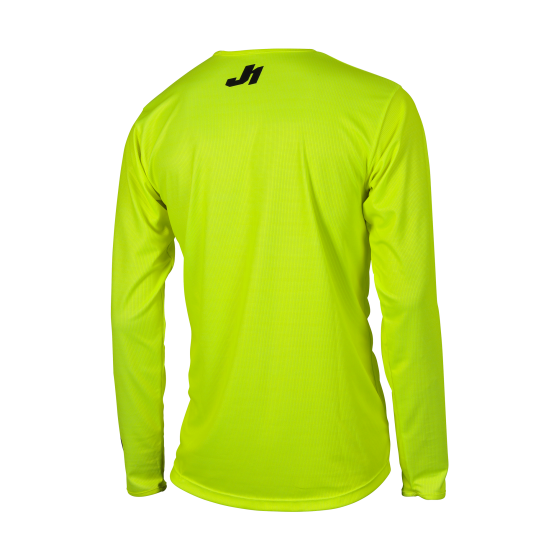 Jersey J-Essential Solid Fluo Yellow