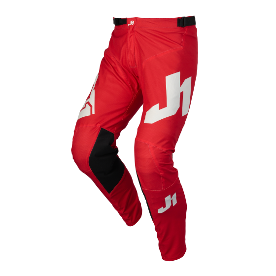 Pants J-Essential Solid Red