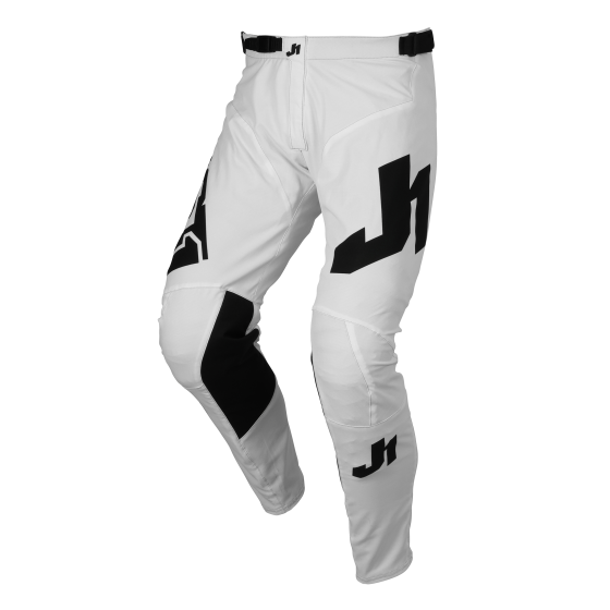 Pants J-Essential Solid White